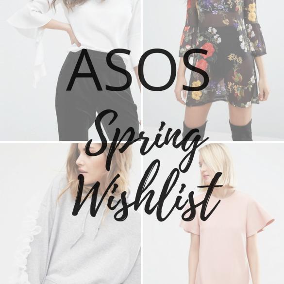 ASOS Spring Wishlist