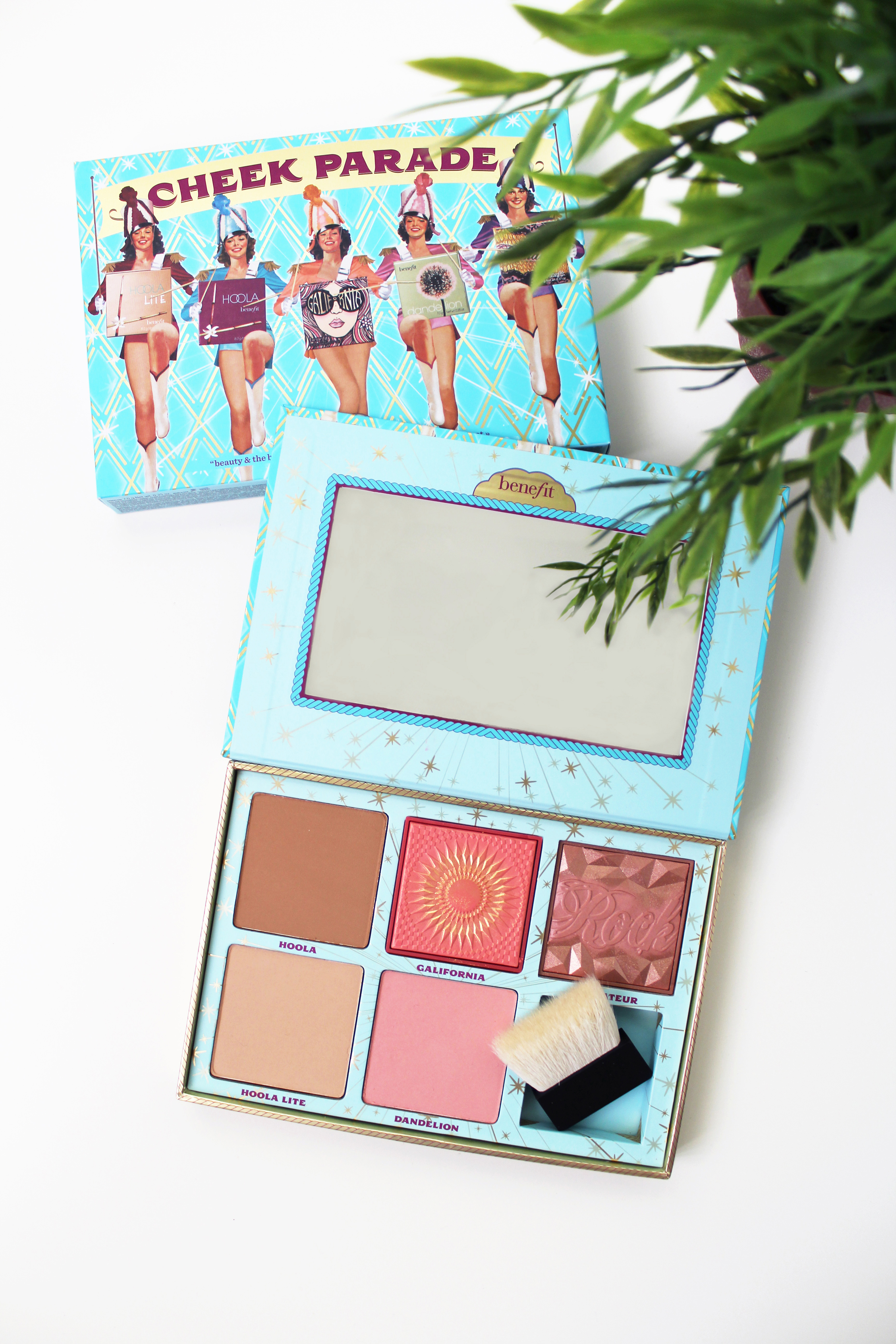 Sephora Haul Benefit Cheek Parade Beauty and the Beat Blush Kit