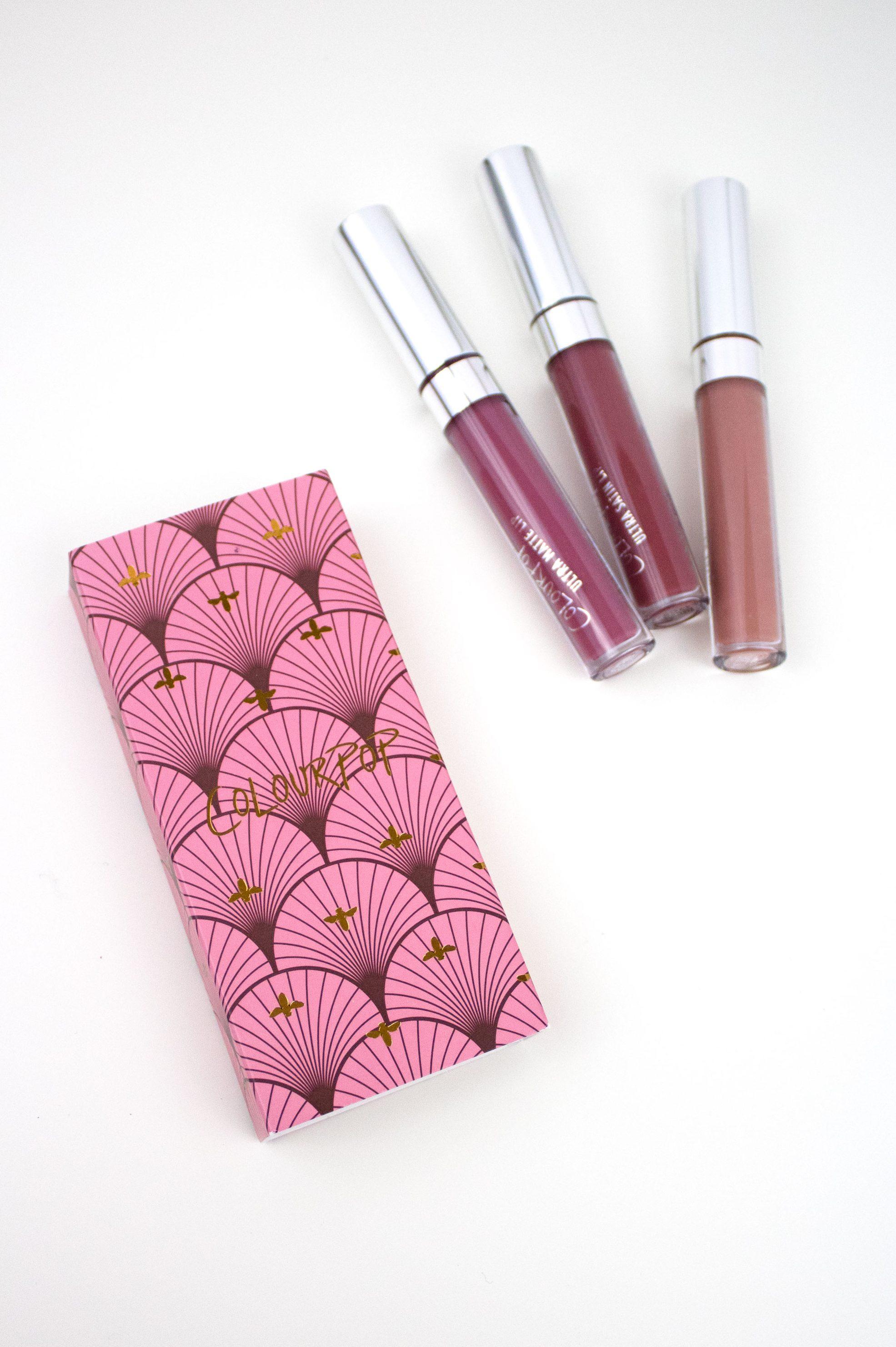 Colourpop out and about lip bundle