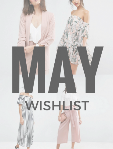 may fashion wishlist