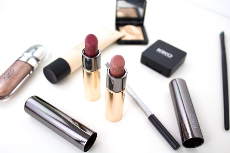 Best of Kiko Milano: Gossamer emotion creamy lipsticks