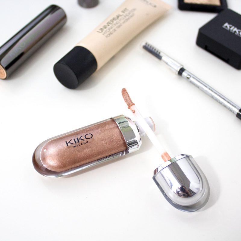 Best of Kiko Milano 3d hydra lipgloss