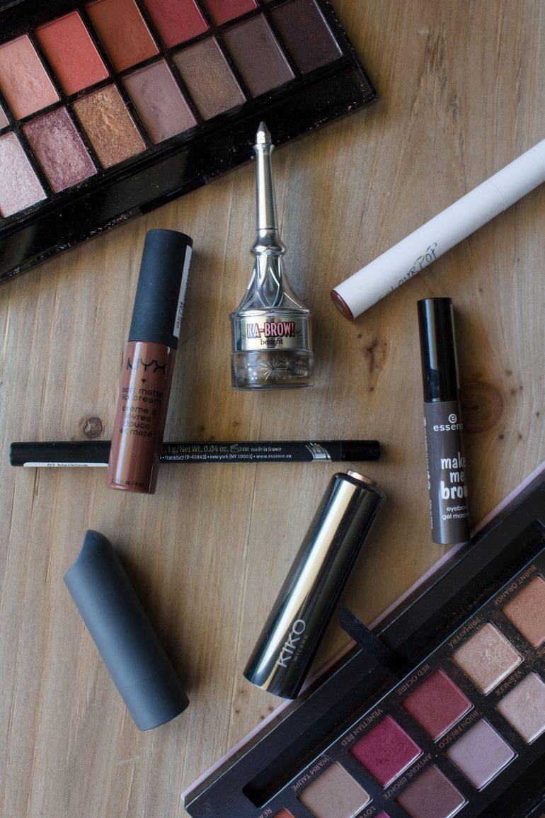 grunge makeup edit