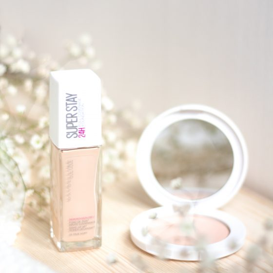 maybelline super stay 24h full coverage foundation