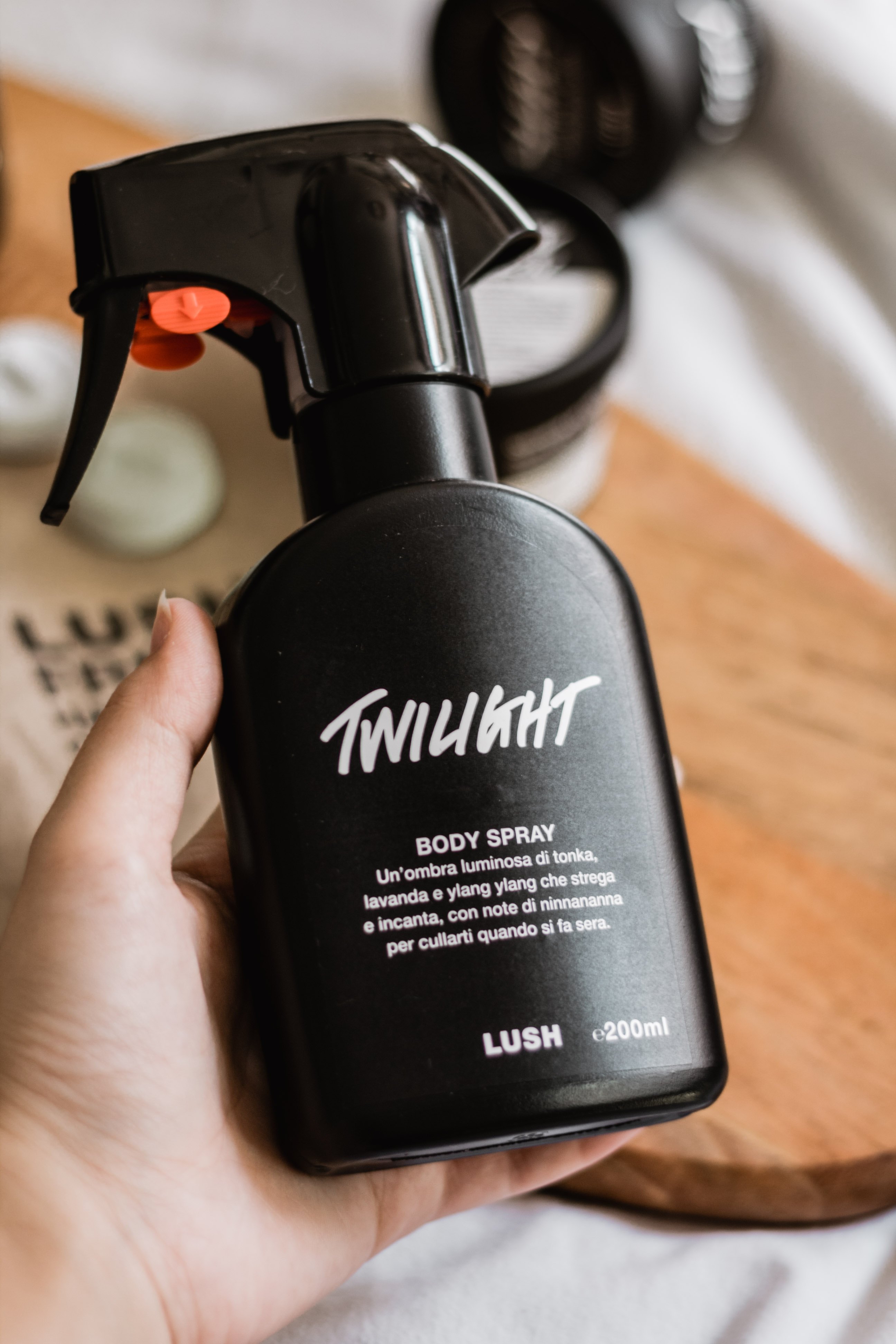 Lush Haul - Twilight Body Spray