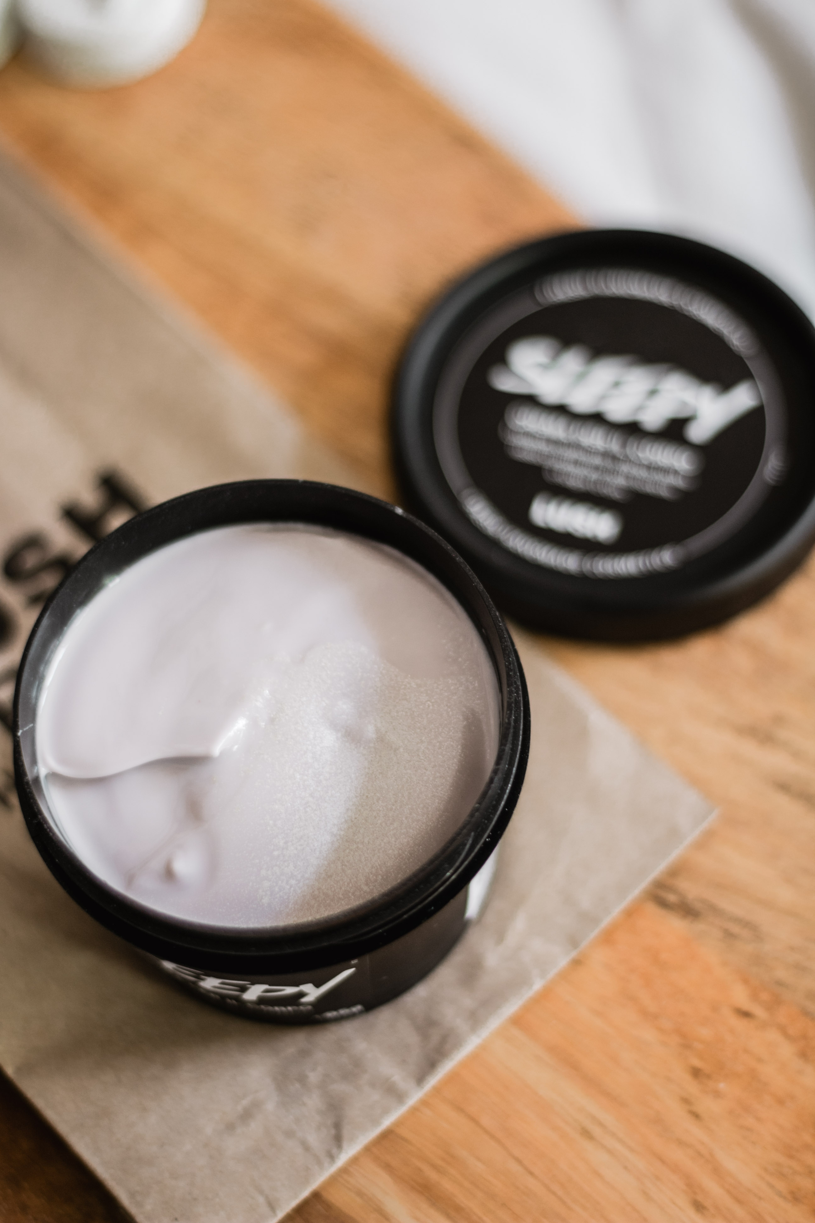 Lush Haul - Sleepy Body Lotion