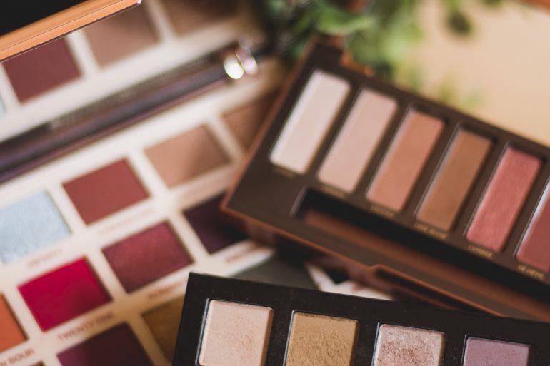 3 Fall Eyeshadow Palettes