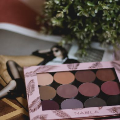NABLA Cosmetics the Matte Collection