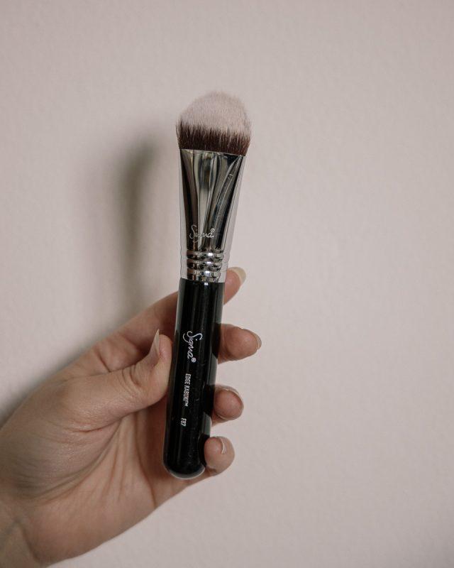 Sigma Dimensional Brushes F87 Edge Kabuki