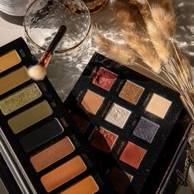7 Fall Eyeshadow Palettes